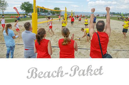 Beach-Paket