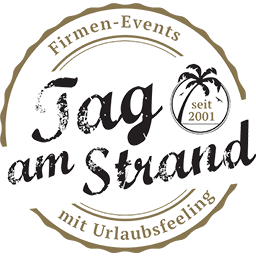 Tag am Strand - Logo