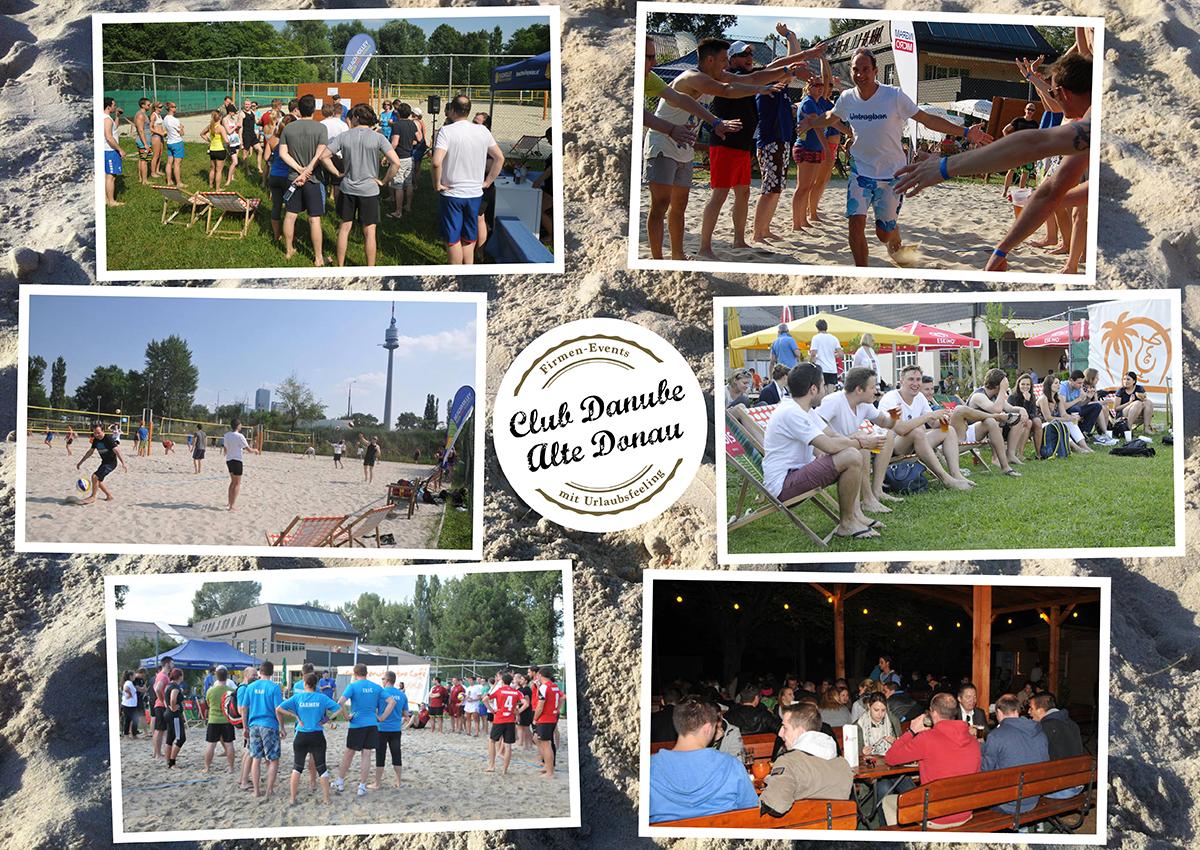 Club Danube Alte Donau