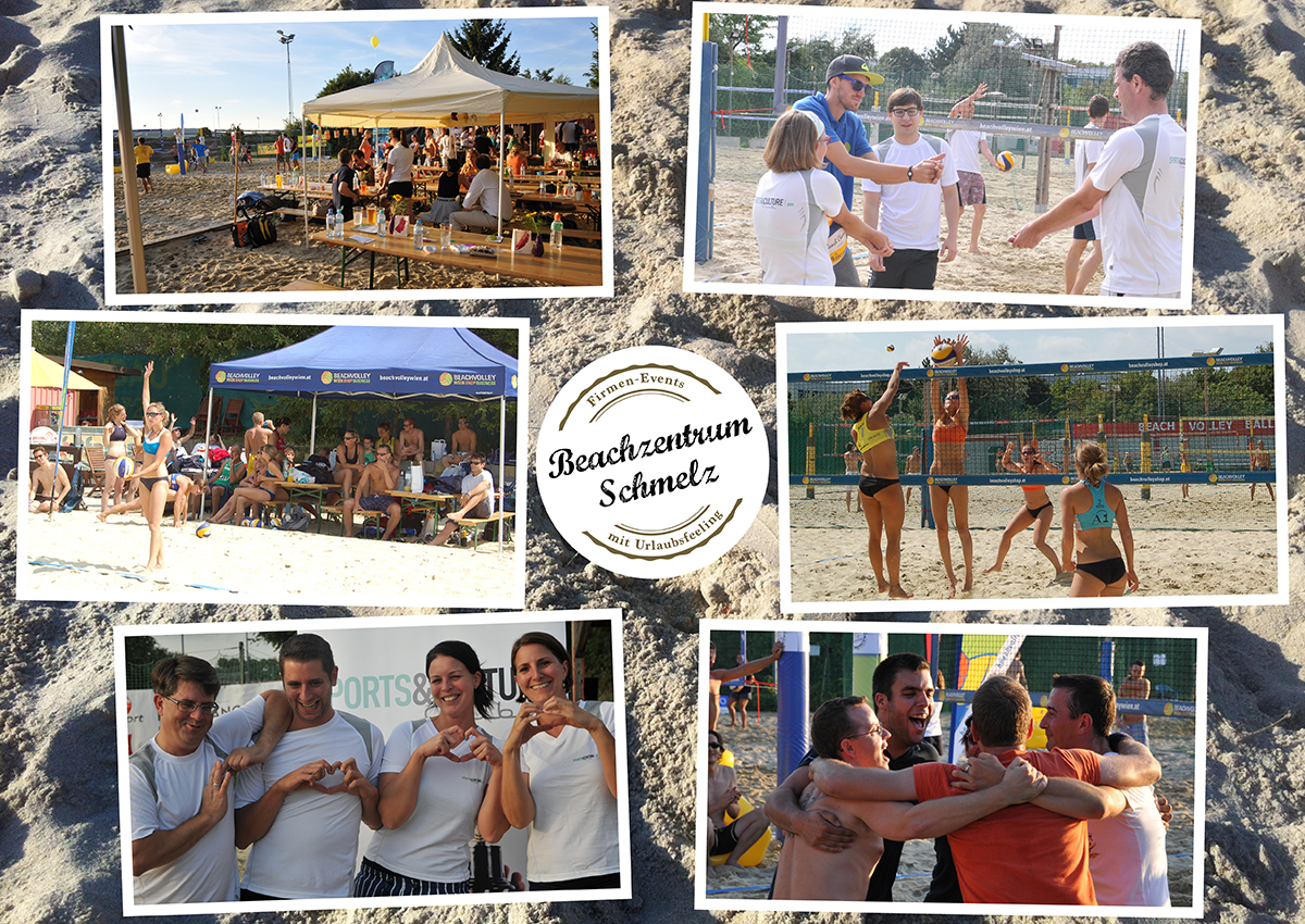 Beachvolleyballzentrum Schmelz