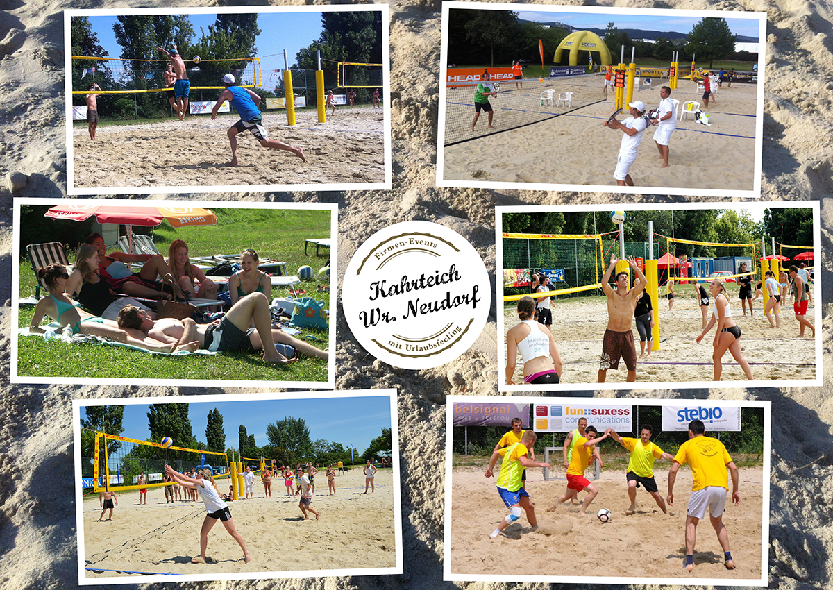Beach-Courts Wiener Neudorf